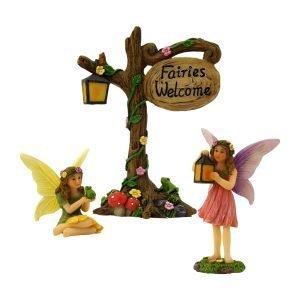 Enchanted Fairy Set - Fairy Garden Fairies